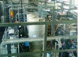 Очистка конденсата сокового пара (КСП) при производстве минеральных удобрений.