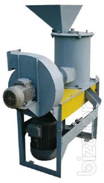 Машина шелушильно-шлифовальная (шлифовка) УКР-2