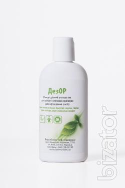ДезОр - антисептик для рук, кожи и прилегающих слизистых