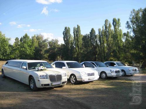 Крайслер 300с. Лимузин, Автомобиль на свадьбу. Симферополь, Ялта, Евпатория, Алушта, Судак, Феодосия, Керчь