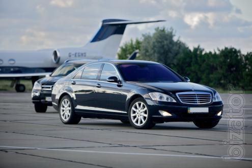 Трансфер, VIP-поездки, такси по Крыму, на Казантип: Лимузин, Мерседес, Крайслер, Хаммер, Микроавтобус