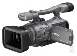 Sell professional video camera Sony HDR-FX7E