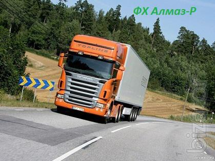 Need the services of cargo transportation
