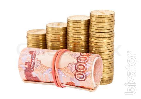 Borrow money, loans for Muscovites.