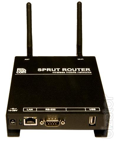 Wireless router Router Sprut Router