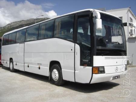 To order a bus. Rent a bus Simferopol. Passenger transportation, excursions across Crimea