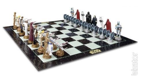 Шахматы Звездные Войны