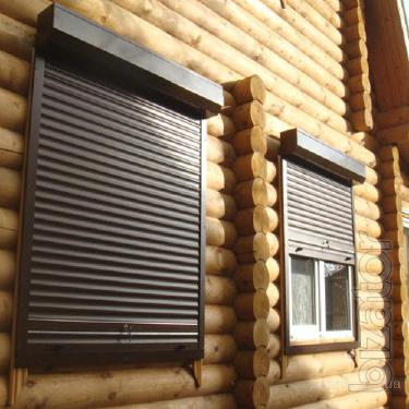 Protective shutters. Manufacturing, installation, warranty! Quickly, efficiently, inexpensively.