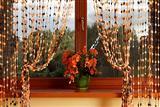 Ниточные шторы из кисея BABY BALL ( польша)