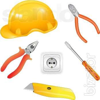 Maintenance of electrical installations, responsible for electrical equipment part-time in Kyiv, Dnipropetrovsk, Zhytomyr, Vinnitsa