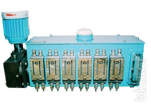 Warehouse lubricators (station lubricating tap) 32-04-5, 31-04-2, 22-8, 31-08-5, 41-12