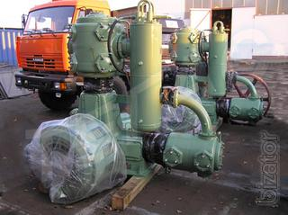 Spare parts of compressor IT-20/9 (sell)