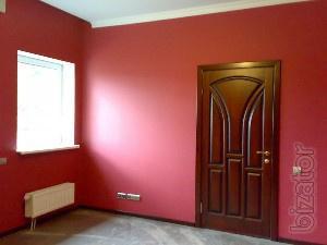 Ремонт квартир и офисов, поклейка обоев, покраска