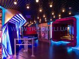 Стеновые 3d панели TRIDENELI™ для ресторанов, клубов, кафе, банков, офисов и торговых центров.