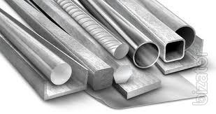 Металлопрокат, арматура, лист х/к и г/к, балка двутавровая,  швеллер, круг стальной калиброванный, уголок металлический, квадрат