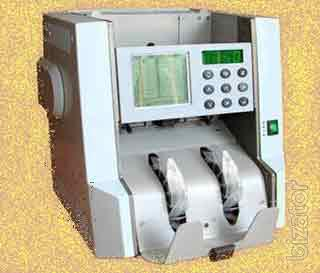 Banking equipment, banknote counters