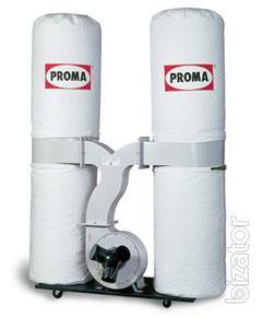 Стружкопылесос OP-2200. Палесос для деревообработки PROMA (Чехия)