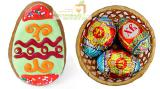Edible Souvenirs with the logo for Easter