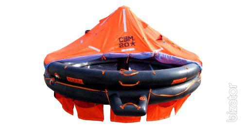 Rafts and rescue (cert. PPP and RMRS)at the lowest prices in Russia