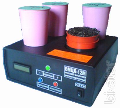 Hygrometer -; oil-gauge sunflower VMCL-12M