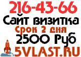 Creation of sites in Kazan