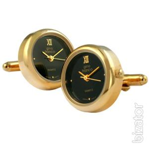 Cufflinks Gino Franco watch Cufflinks