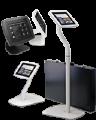 Держатели планшетов для электронных каталогов.