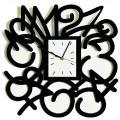 Необычные интерьерные часы от 1390 рублей