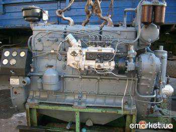 Spare parts catalog engine 4H 10,5/13