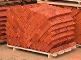 Sale brick factory with clay quarry