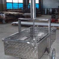 Производство технологического оборудования из нержавеющей стали