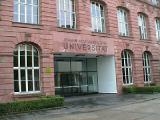 Liver treatment in the Clinic of internal medicine of the University of Frankfurt am main.