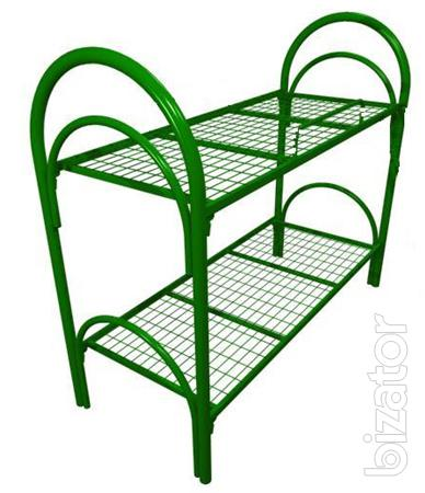 Metal bunk beds for builders, beds for nursing home beds with wooden headboards, beds for boarding