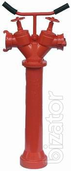 Column of fire KPA, KP; water column, column KP.