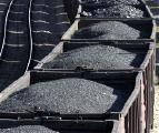 the coal for the power plant boiler population