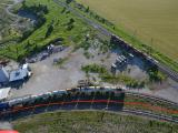 We offer you a private railway and land in Estonia.