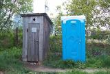 Pumping and maintenance of portable toilets
