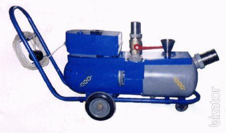 Pumps parshivye and centrifugal, menganalisa of food grade steel