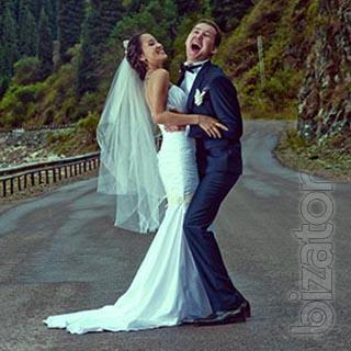 Свадебный фотограф в Алматы