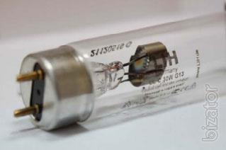 УФ лампи люмінесцентні низького тиску LIH