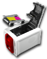 Card printer EVOLIS ZENIUS