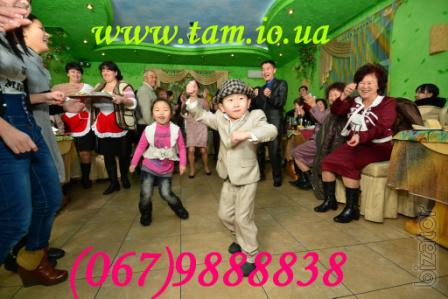 Presenter, dj for party, New Year! Toastmaster at the wedding! Live music on the anniversary! Kyiv. to book a toastmaster