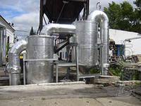 External insulation. Armaflex. Isolation tanks, pipes. Metalokonstrukcii. The rubber. Alufa. Penial