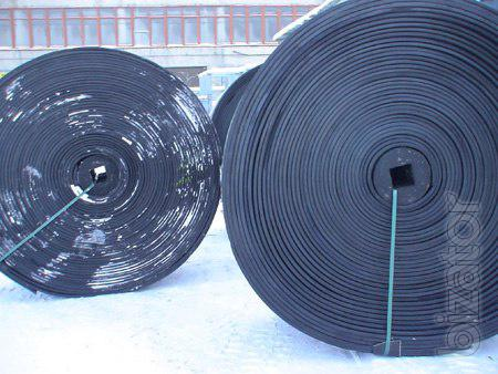 Conveyor belts used, rubber, rubber
