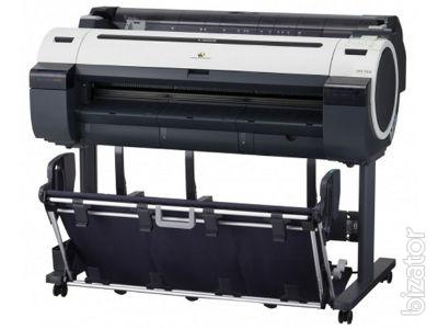 Large format plotter Canon imagePROGRAF iPF760