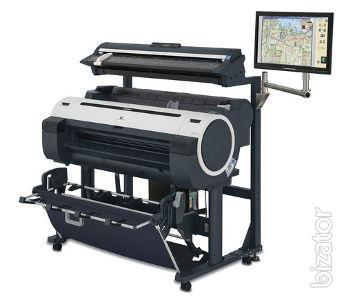 Wide-format MFP Canon imagePROGRAF iPF760 MFP