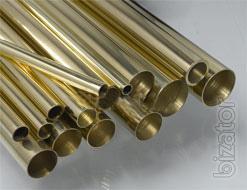 Труба латунная Л-63 16х1