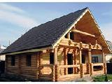 Log houses and baths