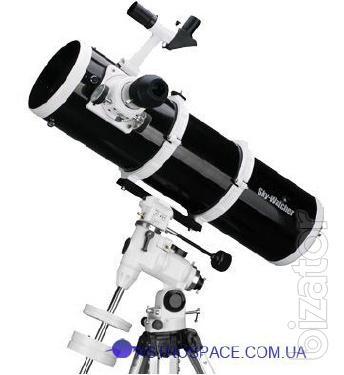 The reflector telescope Sky-Watcher 2001 PEQ-5