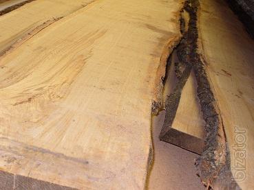 Oak, beech, ash, maple,